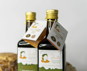 Lee más sobre el artículo Inicios y primera cosecha del aceite De Anita