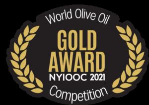 Gold Award NYIOOC